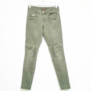 Divided Sage Green Skinny Jeans Size 4